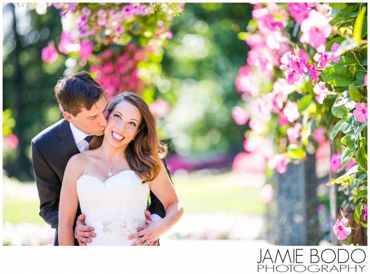 The Manor in West Orange NJ Wedding Photos.... outdoor ceremony!