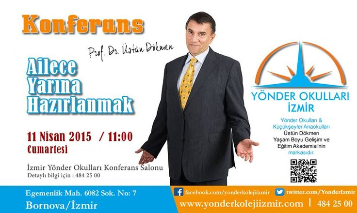Saturday, April 11, 2015 11: 00 we meet in Izmir Yonderman!