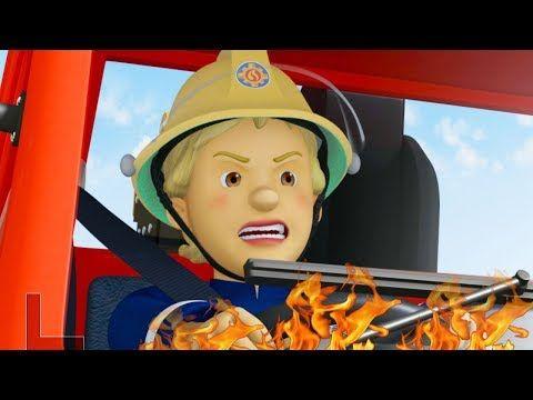 Sam el Bombero en Español Aire caliente - Compilacion | Capitulos Completos | Dibujos animados - YouTube
