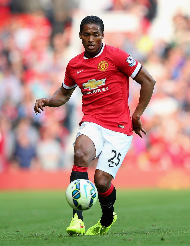 Antonio Valencia - Manchester United v Queens Park Rangers, 14th September 2014 #MUFC #QPR #EPL