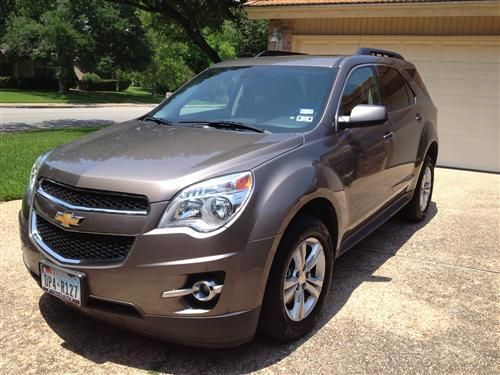 2012 Chevy Equinox LT   2012 Chevy Equinox LT. Just bought a new one and want to sell this one while it still has factory warranty remaining...