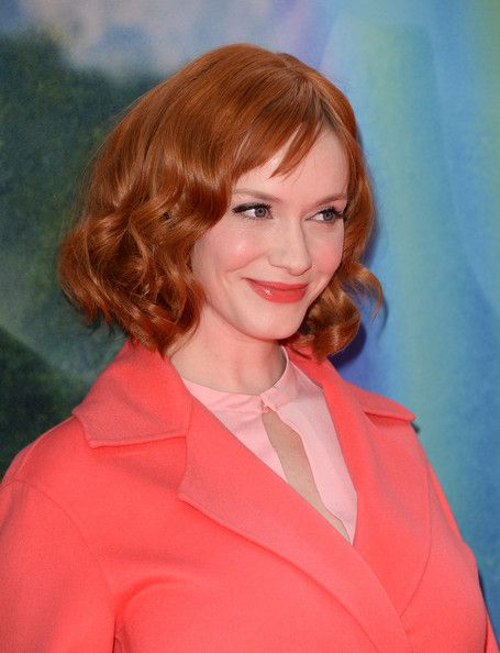 "Christina Hendricks - Premiere Of DisneyToon Studios' ""The Pirate Fairy"" - Arrivals"
