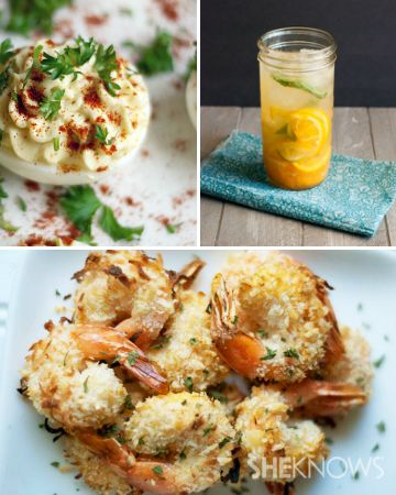 Clean eating recipes.  Nice easy three recipes.