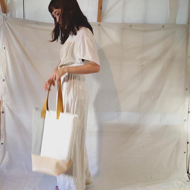 【new】 tote bag  #nusumigui #totebag #fakeleather