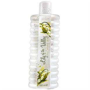 Habfürdő gyöngyvirágillattal (500 ml)