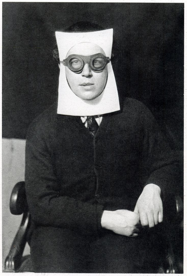 André Breton - Author of the 'Surrealist Manifesto', 'The Magnetic Fields', behind the principle of ' automatic writing', .