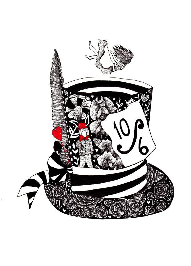 Mejores 52 imágenes de Alice in wonderland en Pinterest | Alicia en ...