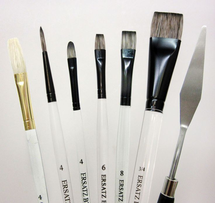 16 best images about painting supplies on pinterest for Best paint supplies