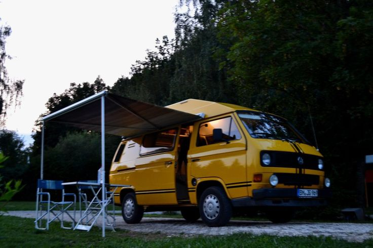 Willy our home for our 6 week European Road Trip