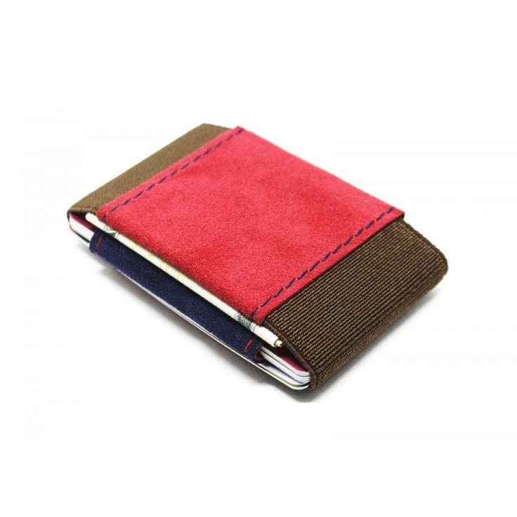 Aura Wallet & Card Holder 'Ground Autobiography'