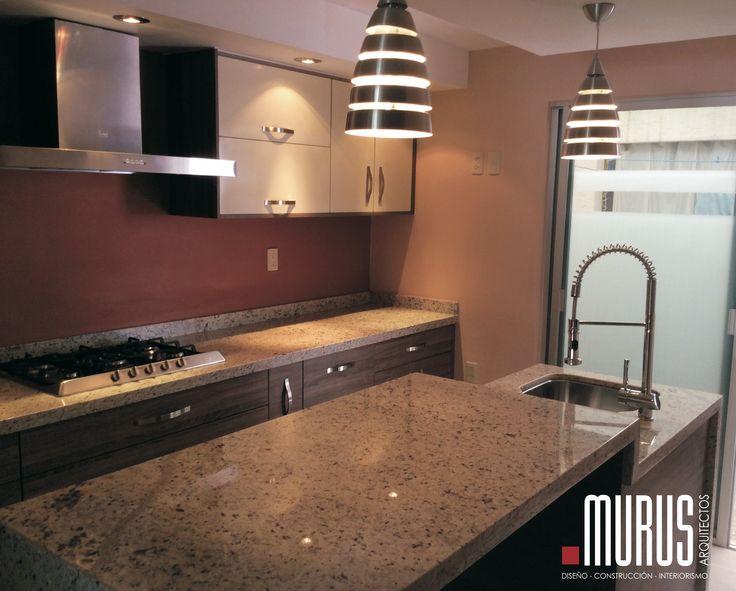 www.facebook.com/murus.mx #kitchen