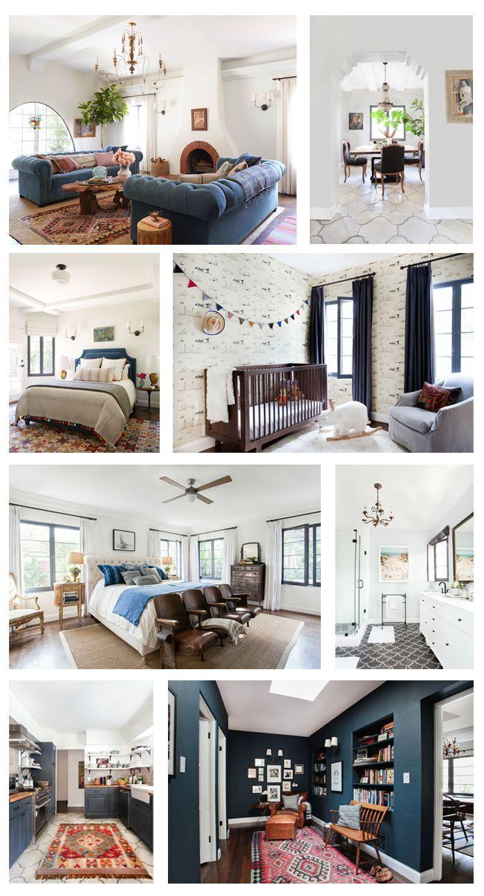 109 best California Spanish Homes images on Pinterest | Haciendas ...