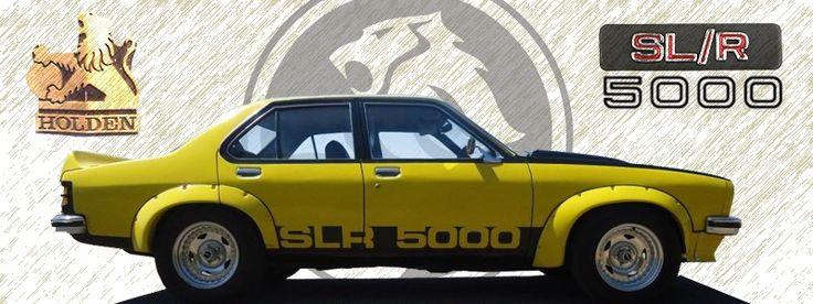 LH Torana SLR5000 L34