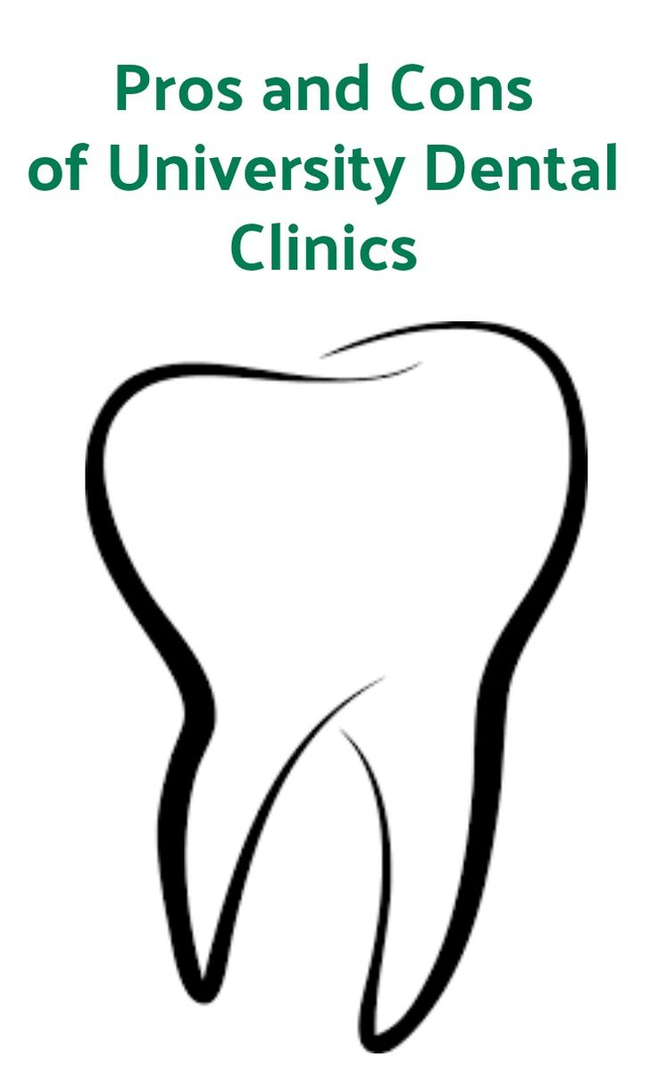 University Dental Clinic Pros And Cons. University Of Michigan Dental  Clinic Experience And Whether It