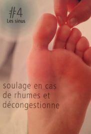 La réflexologie des pieds : L'angoisse - l'anxiété : Ces points d'acupunctures aident à calmer le stress intérieur