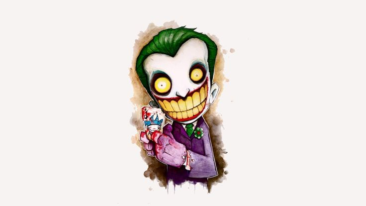 Laughing Joker Wallpapers Pictures