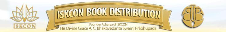 ISKCON Book Distribution