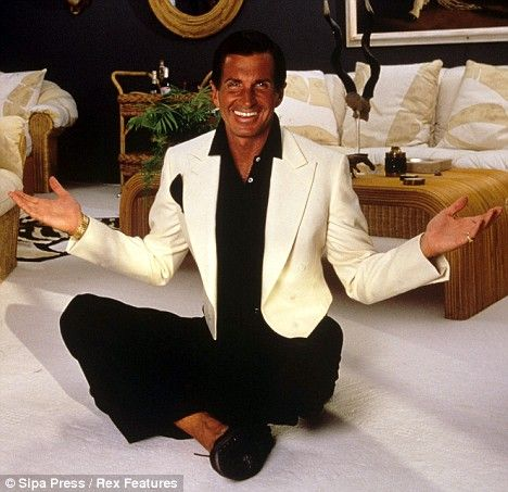 Gorgeous George Hamilton's tantastic tales: The actor recalls Elvis, Marilyn and JFK in his new autobiography