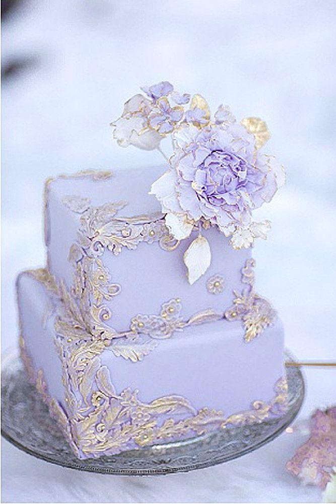Exquisite Mini Wedding Cakes For Your Wedding ❤ See more: http://www.weddingforward.com/mini-wedding-cakes/ #weddings