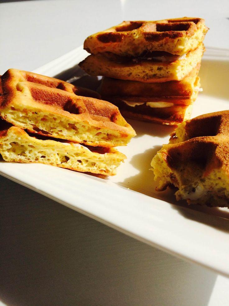 Waffle Sandviç – Bade'nin Şekeri