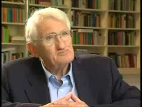 Jurgen Habermas: The Man, The philosopher, The legend