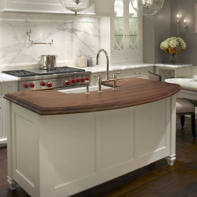 ... Kitchens | Pinterest | Kitchen Countertops, Traditional Kitchens and