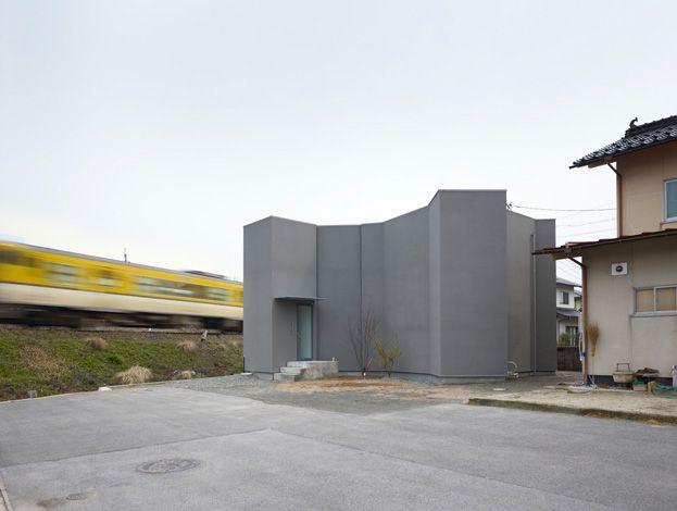 House In Miyoshi Designer: Suppose Design Office Location: Hiroshima, Japan