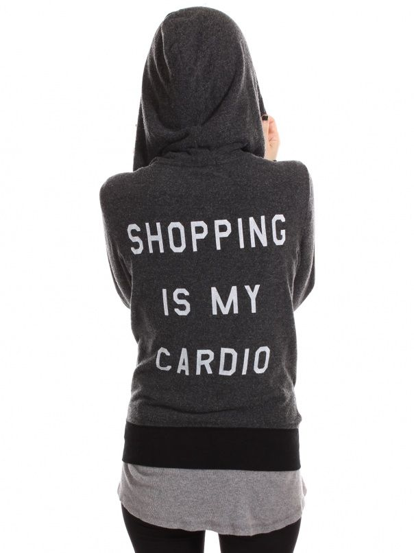 Cardio Hoodie - NEED This!!