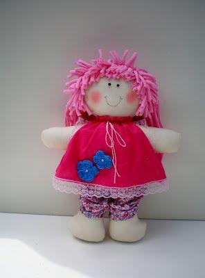 MATRAFONA bonecas de pano     :