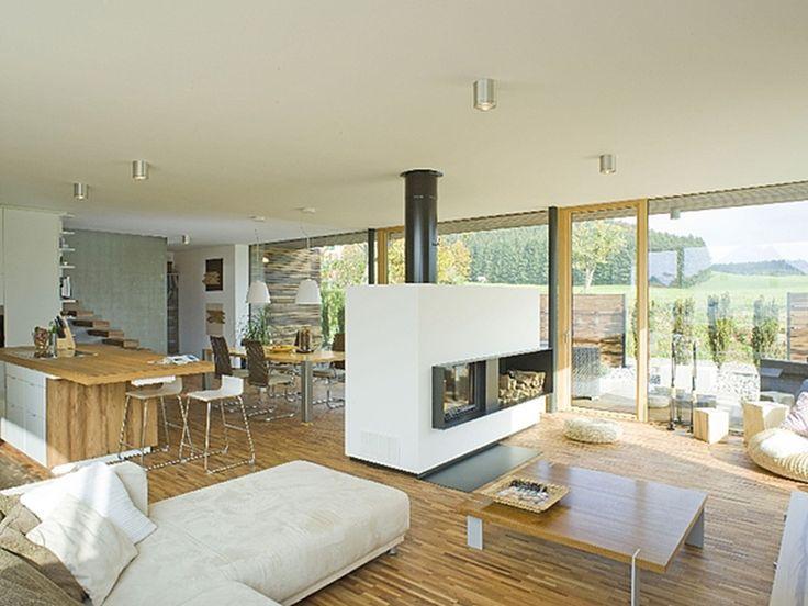 moderne hauser innen beste bildideen zu hause design. Black Bedroom Furniture Sets. Home Design Ideas