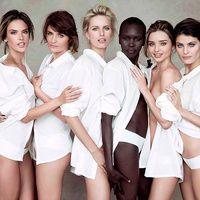 calendario Pirelli 2014 edicion 50 aniversario Patrick Demarchelier Peter Lindbergh | Galería de fotos 2 de 6 | Vogue México
