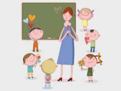 La Fortuna di Avere una Brava Maestra