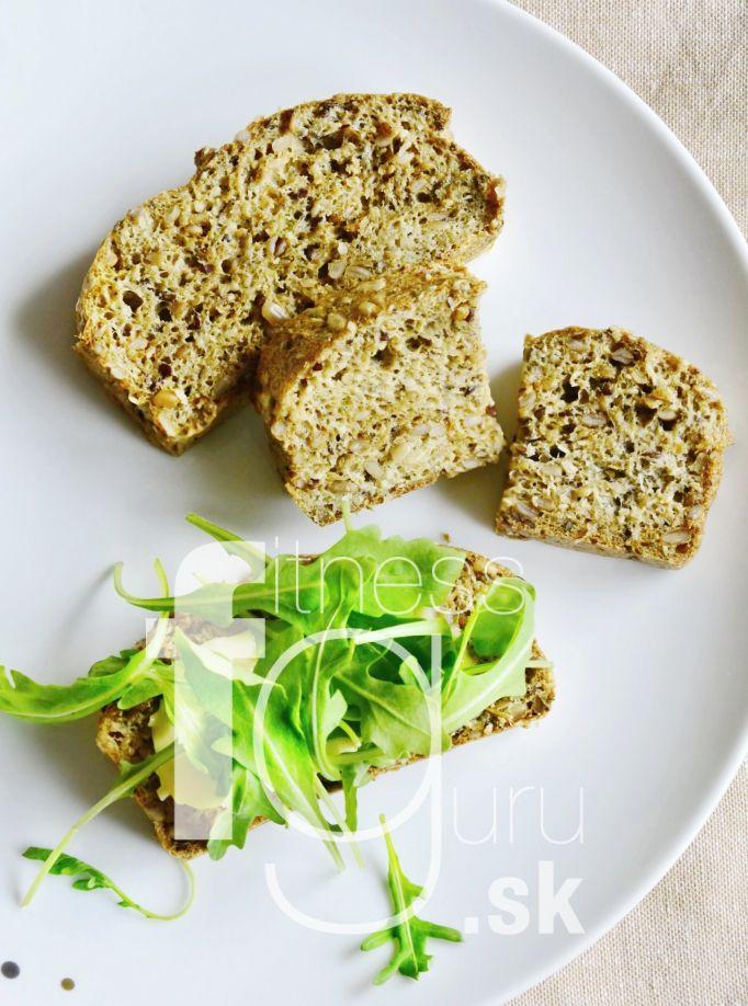 Nadýchaný chlieb bez použitia akejkoľvek múky