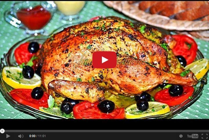 Reteta pui umplut a la marocaine O reteta marocana deosebit de gustoasa si aromata: pui umplut a la marocaine! Jamila Cuisine ne explica pas cu pas cum se gateste! #chicken #chickenrecipe #maroc