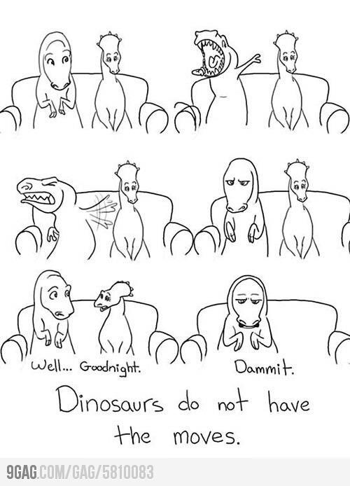 Another dinosaur joke..