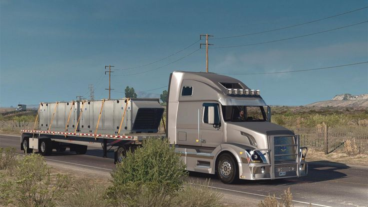 ***Nothing new added, only fixes. It requested so i uploaded here for non-Steam users. * You can find the truck in VOLVO Dealer. (San Francisco, Las Vegas and Tucson. You need to discover the...