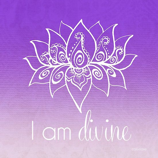 I AM Divine by CarlyMarie