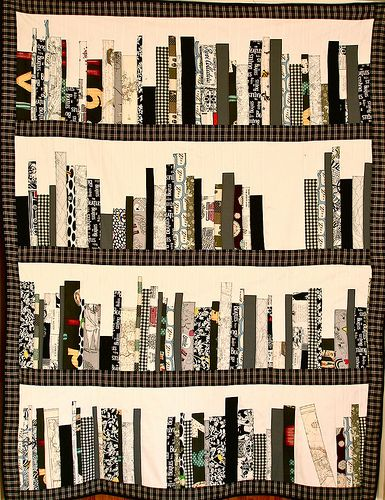 the book quilt...wonderful!