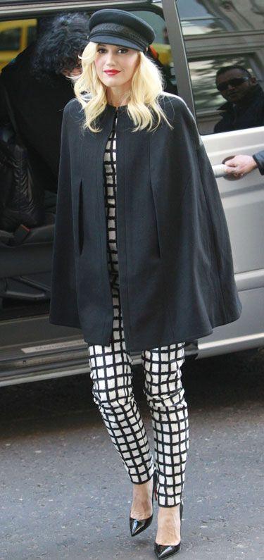 November 9th - Gwen Stefani in Michael Kors