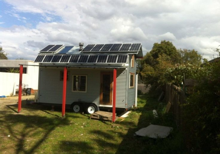 Fred's Tiny Houses on Wheels - Australia