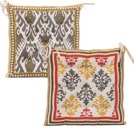 Seat Pad 'Cerise' | Cushions | Bliss Garden and Giftware online store