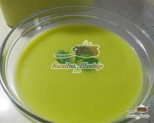 Receitas do Alentejo | Sopa de Batata | Elvas