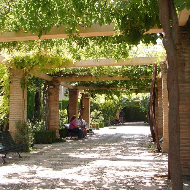 gardens of the alhambra alhambra pinterest. Black Bedroom Furniture Sets. Home Design Ideas