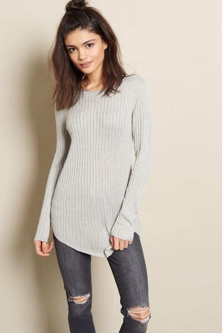 Gotta Have That Cozy Featuring A Ribbed Body Wide Neck And Lightweight Fit Garage ClothingFall