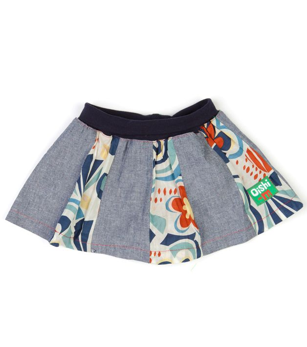 Schmooch Skirt, Oishi-m Clothing for Kids, circa 2011, www.oishi-m.com