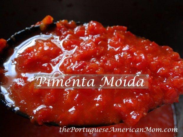 Portuguese Ground Red Pepper (Pimenta Moida) - the portuguese american mom