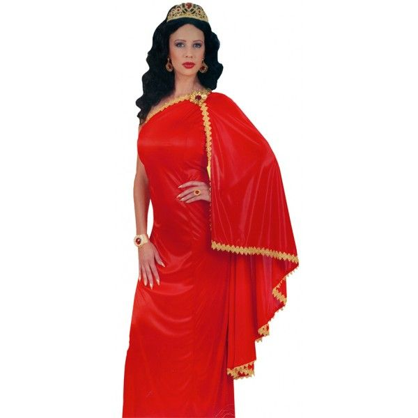 Disfraz de Emperatriz Romana.