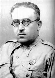 Coronel Vicente Rojo Lluch (1894-1966). Jefe del Estado Mayor del Ejército Popular de la República.