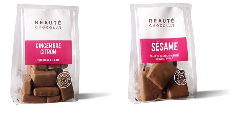 Réauté et ses palets #chocolat