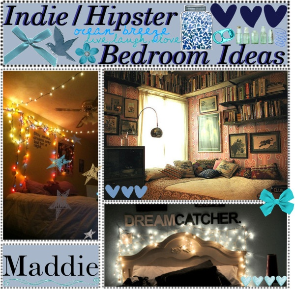 """""""Indie/Hipster Bedroom Ideas (Requested)"""" by for-the-love-of-tips ❤ liked on Polyvore"""